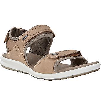 Ecco Womens Cruise II 3S Outdoor Trail Walking Hiking Sandals Shoes - Black