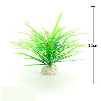 Plant Ornaments Underwater For Aquarium Fish Tank Green Water Grass Landscape Decoration