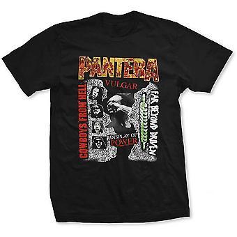 Kære Pantera 3 Albums Officielle Tee T-shirt Kvinde
