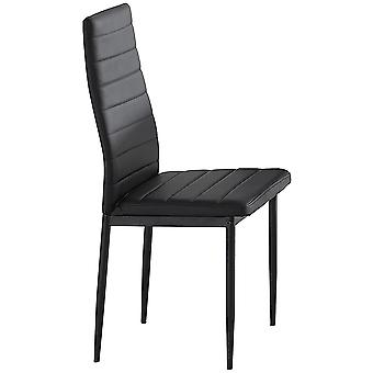 Contra Side Chairs - Grey