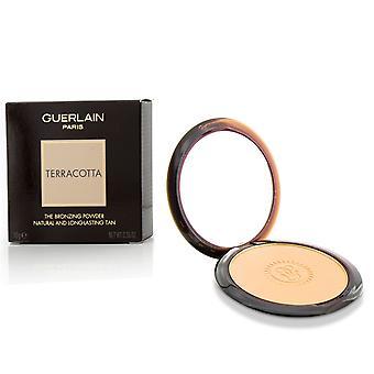 Terracotta la poudre bronzante (bronzage naturel et durable) n° 01 bruns légers 204038 10g/0.35oz
