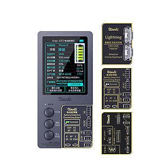 3 en 1 panneau de programmation LCD pour Apple iPhone programmeur platine de couleur originale atelier accessoires