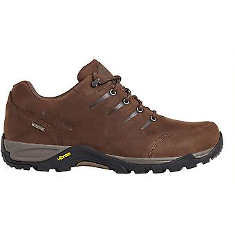 Sprayway Mens Girona Mid Lightweight Leather Walking Shoes