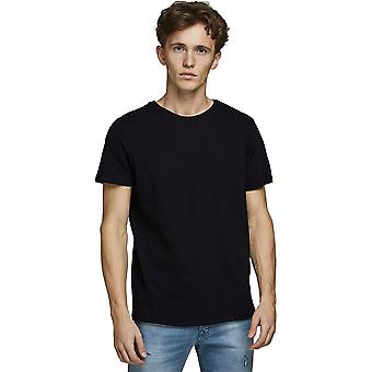 Jack & Jones Mens Basic Short Sleeve Crew Neck T Shirt