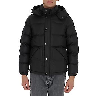 Woolrich Woou0260mrut2097100 Men's Musta Nailon Down Jacket