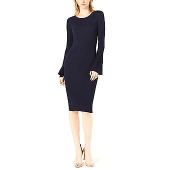 Ράβδος ΙΙΙ | Φόρεμα πουλόβερ με μανίκι καμπάνας