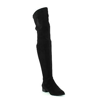 DKNY | Tyra över knä stövlar