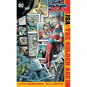 JSA: The Golden Age Eng Hardback Book