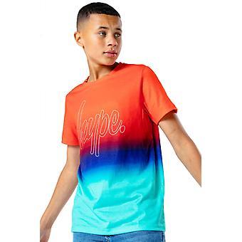 Hype Kids Lucky Fade T-Shirt Multi 33