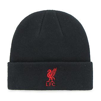 Liverpool FC Unisex Aikuinen Crest Beanie