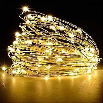 20led 4 kolory Garland Butelka String Lights, Led Cork Kształt Baterii Power Fairy