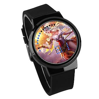 Waterproof Luminous LED Digital Touch Children watch  - Arena Of Valor #5