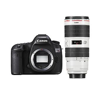 CANON EOS 5DSR + EF 70-200mm F2.8L IS III USM
