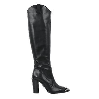 Bronx High Boot Musta 14165B01 kenkä