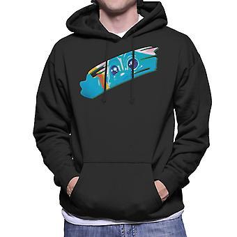 Trolls Reflectie Men's Hooded Sweatshirt