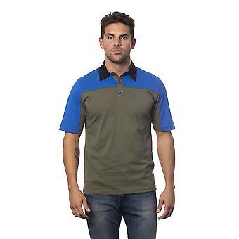 Verri Verdemilitare Multicolour Polo Shirt
