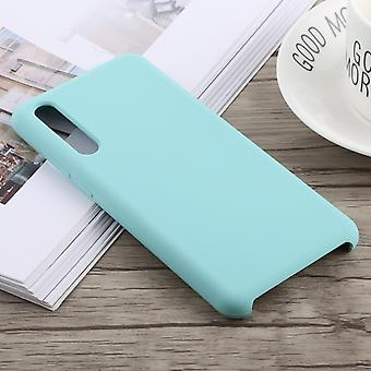 Dropproof Silica Gel + PC suojakotelo Huawei P20 Pro (Mint Green)
