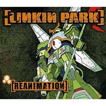 Linkin Park - Reanimation [CD] USA import