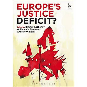 أوروبا & apos العجز في العدالة؟ بواسطة ديميتري كوشينوف - 9781849465274 كتاب