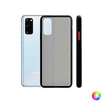 Pokrowiec na telefon Samsung Galaxy S20+ KSIX Duo Soft