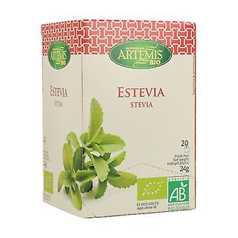 Stevia Infuusio 20 yksikköä