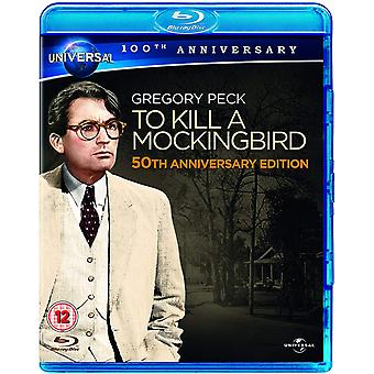 To Kill a Mockingbird - Universal 50th Anniversary Edition Blu-ray