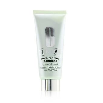 Clinique Pore Refining Solutions Charcoal Mask - Dry Combination to Oily (Box Slightly Damaged) 100ml/3.4oz