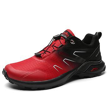Hombre Trail Running Zapatos K632 Rojo