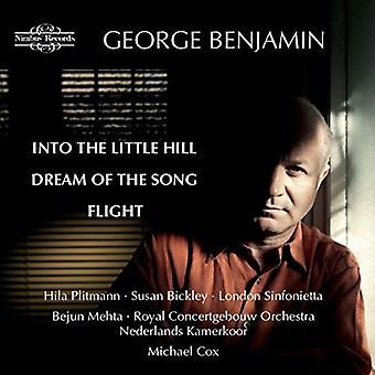 Benjamin / Plitmann / Bickley / Mehta / plooi - George Benjamin: in de kleine heuvel [CD] USA import