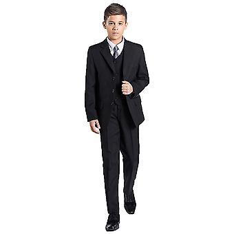 Tuxedo Fist Communication Party Wear Suit