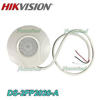 Ds-2fp-a (ds-2fp) Hifi Microfon Microfon Audio Pickup Pentru Camera Cctv
