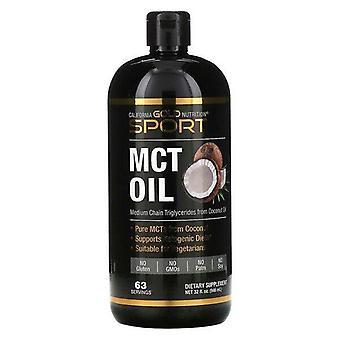 California Gold Nutrition, MCT Oil, 32 fl oz (946 ml)