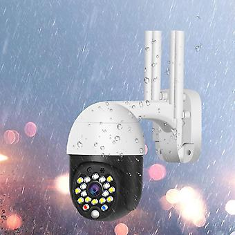 Bakeey 18 LED 5X Zoom HD IP Camera 2MP Night Vision Wireless WIFI Intelligent PTZ Camera Two-way Aud