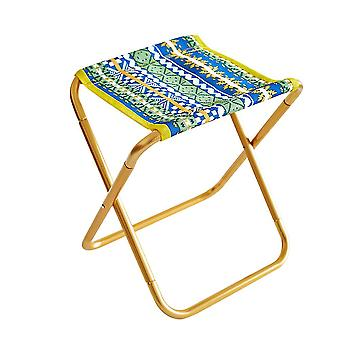 Outdoor portable Oxford folding stool