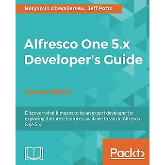 Alfresco One 5.x Developer's Guide - by Benjamin Chevallereau - 97817