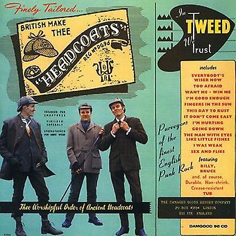 Thee Headcoats - In Tweed We Trust [CD] USA import