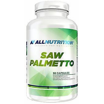 Allnutrition Saw Palmetto 90 Capsules
