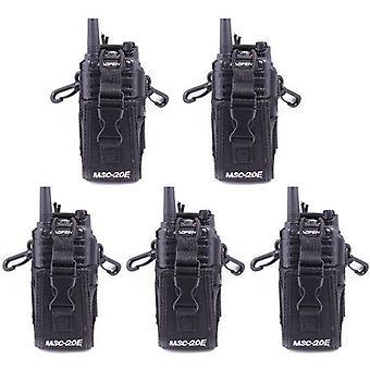 Msc-20e Portable Walkie Talkie Nylon Case Cover Holder