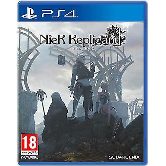 NieR Replikant ver.1.22474487139... PS4-spel