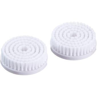 HanFei SonicClean Mikrofaserbrste, 2er Pack Brstenaufstze Regular