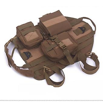 Dog Vest, Outdoor Military Dog Clothes