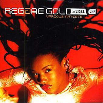 Reggae Gold - Reggae Gold 2001 [CD] USA import