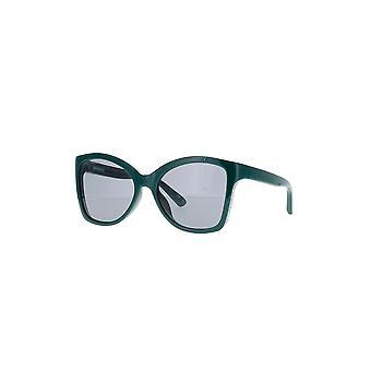 Balenciaga BB0150S 005 Green/Grey Sunglasses
