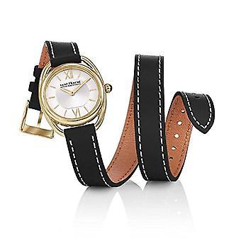 Saint Honore Women's Quartz Analog Watch with Leather Strap 7215263AIT-BL