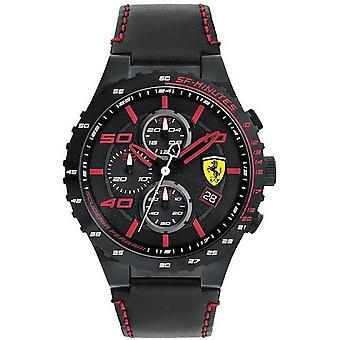 Scuderia ferrari watch speciale evo 830363