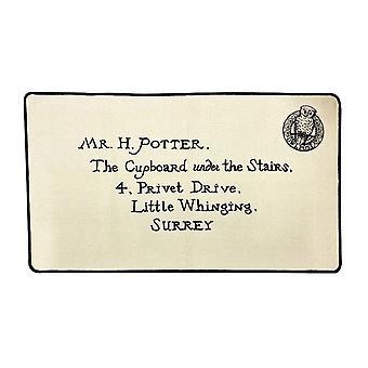 Harry Potter Letter of Acceptance Indoor Mat