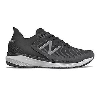 New Balance Fresh Foam 860v11 Men's Road Running Shoe WIDE FIT (2E), Black/White/Phantom