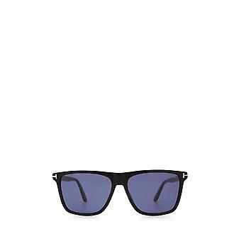 Tom Ford FT0832 kiiltävä musta miesten aurinkolasit