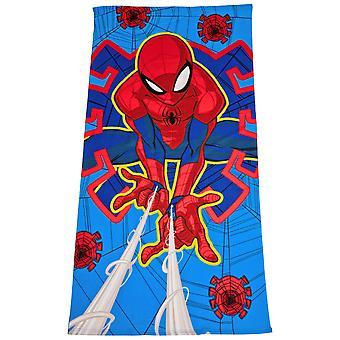 "Spider-Man Character Microfiber 27x54"" Beach Towel"