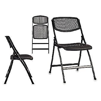 Folding Chair Doblin Black Plastic (44 x 82 x 45 cm)